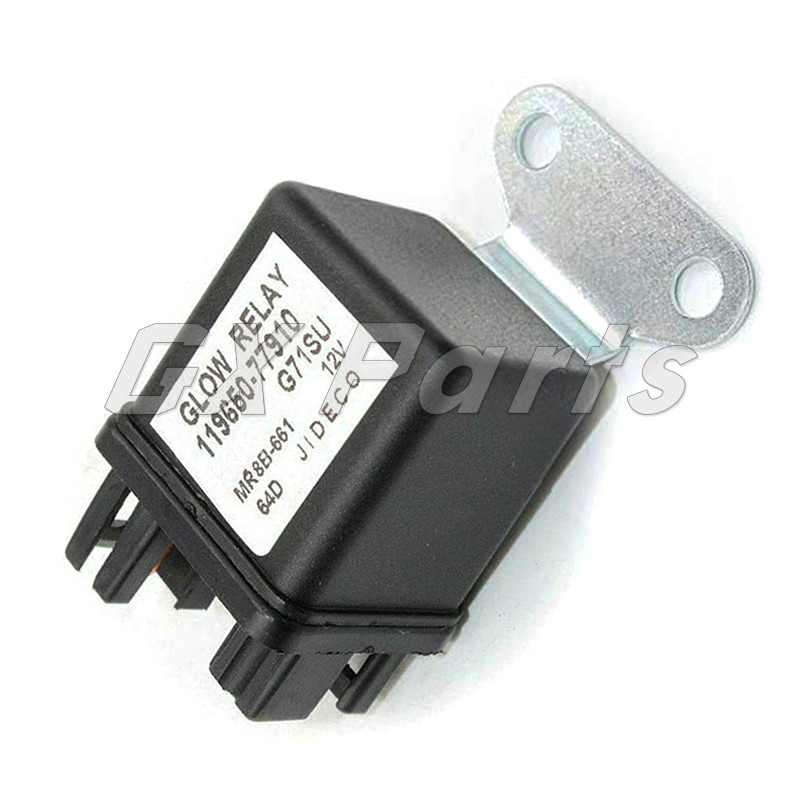 12V MR8B-451 Glow Plug Relay MM43128202 MM43128201 for Mitsubishi