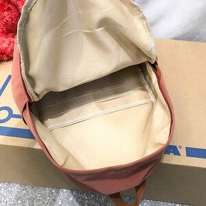 Image 5 - HOCODO Ba Lô Cho Nhỏ Cho Nữ Học Cho Thiếu Nữ Đeo Vai Du Lịch Đa Năng Bỏ Túi Nylon Lưng Mochila 2019