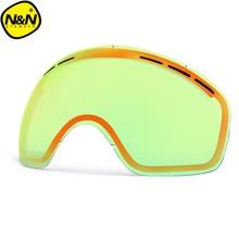NANDN Ski gogglens  lens for NG2
