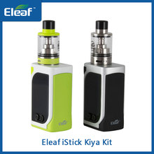 Original Eleaf iStick Kiya Kit with GS Juni tank 50W 1.45 inch color screen support VW/TC/TCR mode e