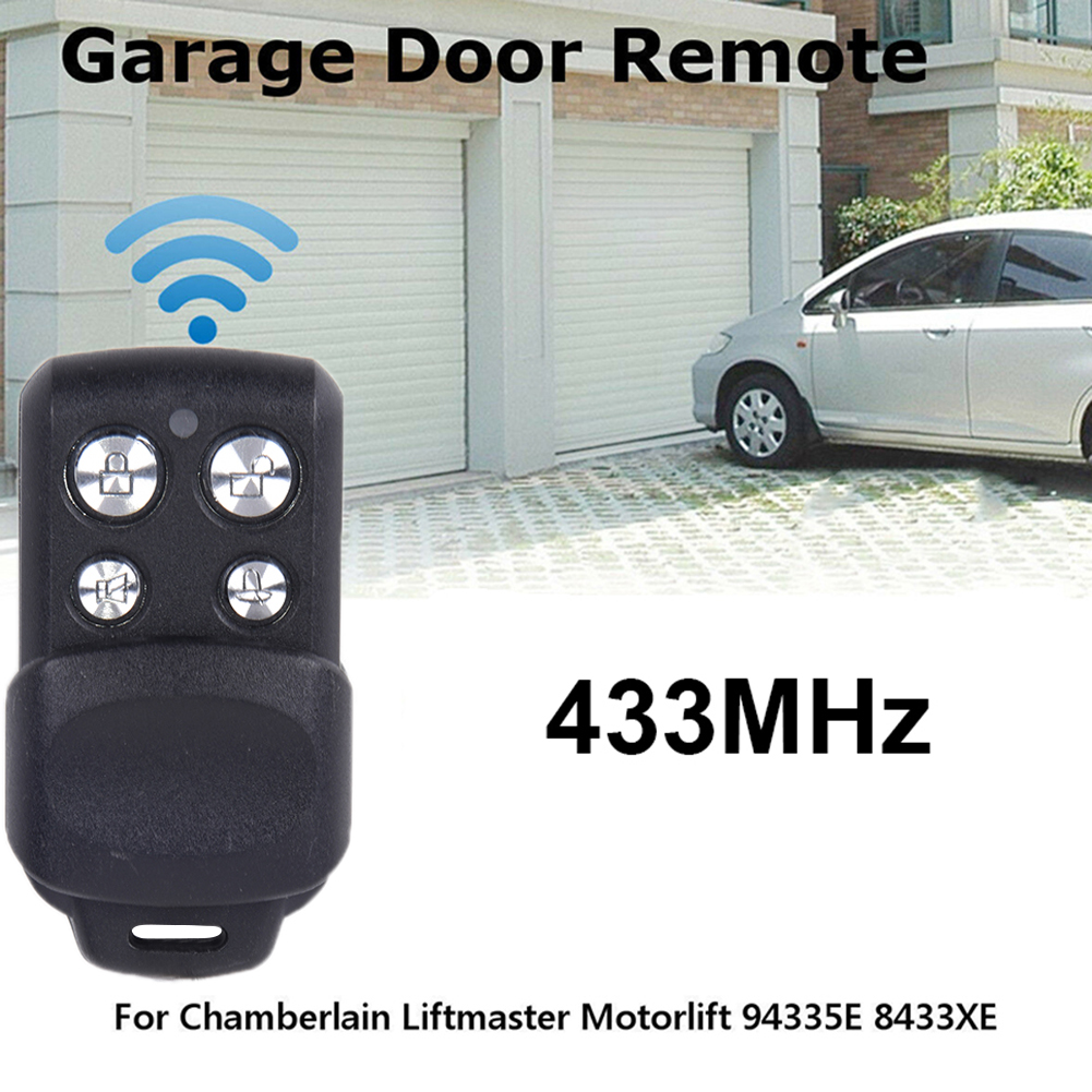 Remote Control Electric Garage Door Opener For Chamberlain Liftmaster Garador Autodor Catnic Wickes Switch Controller