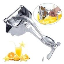 Manual Juicer Squeezer Aluminum Alloy Hand Pressure Juice Pomegranate Orange Lemon Sugar Cane Kitchen Accessories Fruit Tool