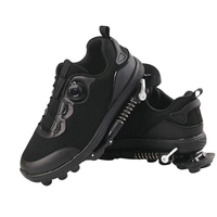 Unisex Running Shoes Sport Athletic Casual Shoes Ultralight Spring Mechanical Running Support Shock assisted Marathon Sneakers