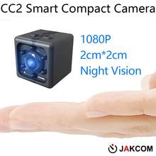 JAKCOM CC2 Compact Camera Super value than usb camera 1080p raspberry pi 4 helmet mount cam auto focus webcam pc with(China)