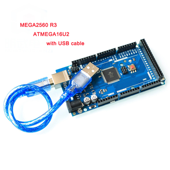 цена на NEWEST RFID Development Board UNO R3 ATmega328P MEGA2560 16U2 CH340G for Arduino Upgraded version Learning Suite Starter Kit