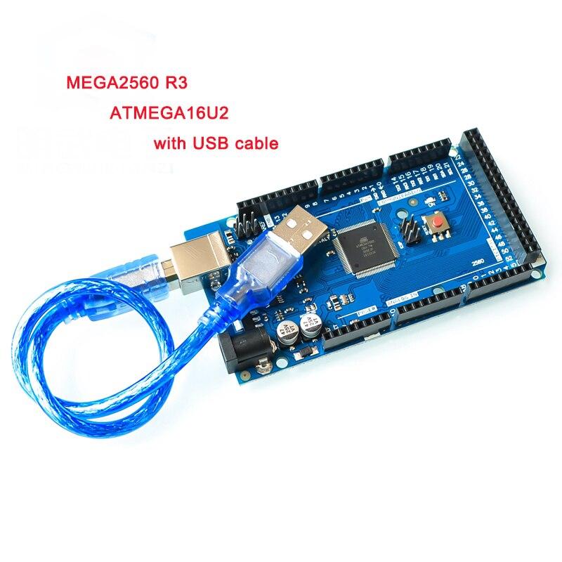 Новейшая Плата разработки RFID UNO R3 ATmega328P MEGA2560 16U2 CH340G для Arduino, обновленная версия, набор для обучения, стартовый набор|Интегральные схемы|   | АлиЭкспресс