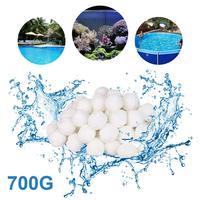 Pool Filter Balls Fiber Media Capacity 8L Filter Media for Swimming Pool Aquarium Filters Alternative to Sand