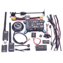 Pixhawk PX4 PIX 2.4.8 32 бит Контроллер полета 4G SD переключатель безопасности зуммер M8N gps Мини OSD PPM RGB igc 433/915 100 мВт Телеметрия