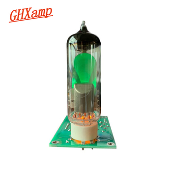 GHXAMP 6E1 Tube Amplifier Level Indicator Drive Board Cat Eye Fluorescence Tuning Amplifier Preamp Tube Aadio Replacement EM81