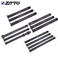ZTTO MTB Thru axle Road Bike Shaft Front hub Rear hub Skewers 12mm 15mm Wheel Axis Hub Shaft 15x100 12x142 12x100 12x148 15x110