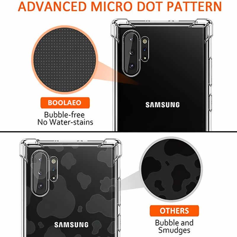 Caso antiurto per Samsung Galaxy S10 S10e S8 S9 Nota 9 10 più A50 A70 a40 a10 a20e a30 a7 2018 a80 Molle Del Silicone della copertura della Cassa