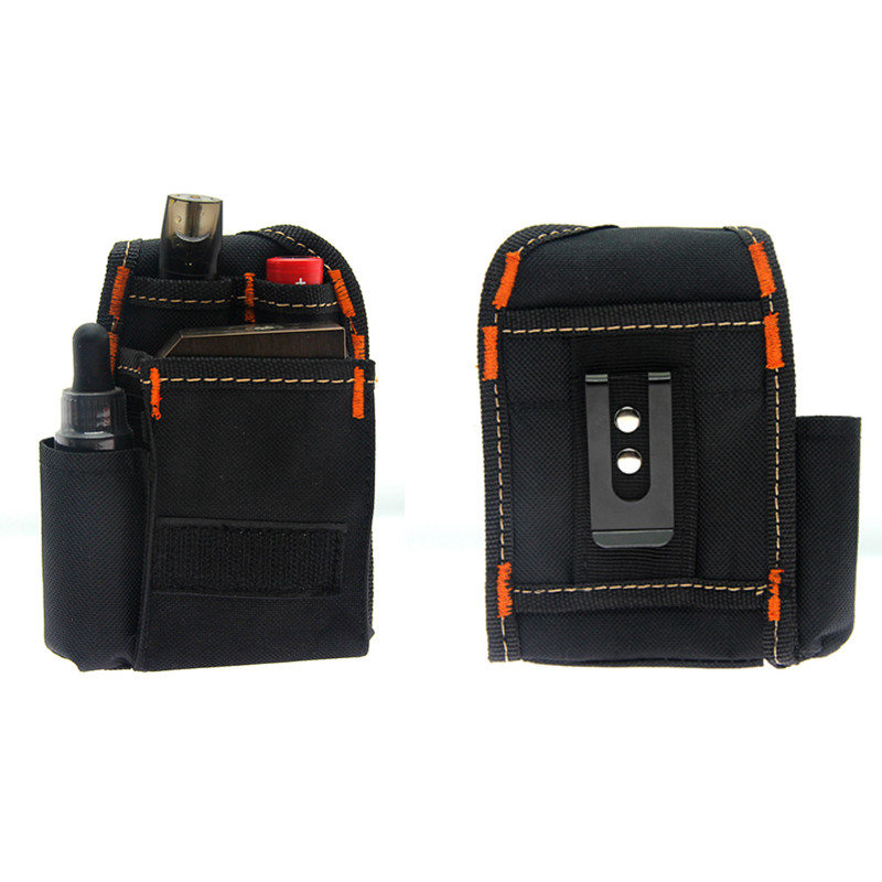 Nouveau sac à cigarettes électronique Mech Mod sac Vape pochette sac de transport pour boîte Mods atomiseurs Kits de transport Vape sac