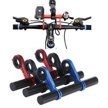 Bracket-Lamp-Holder Bike-Handlebar-Support-Extender Bicycle-Parts Mount-Bar Headlight