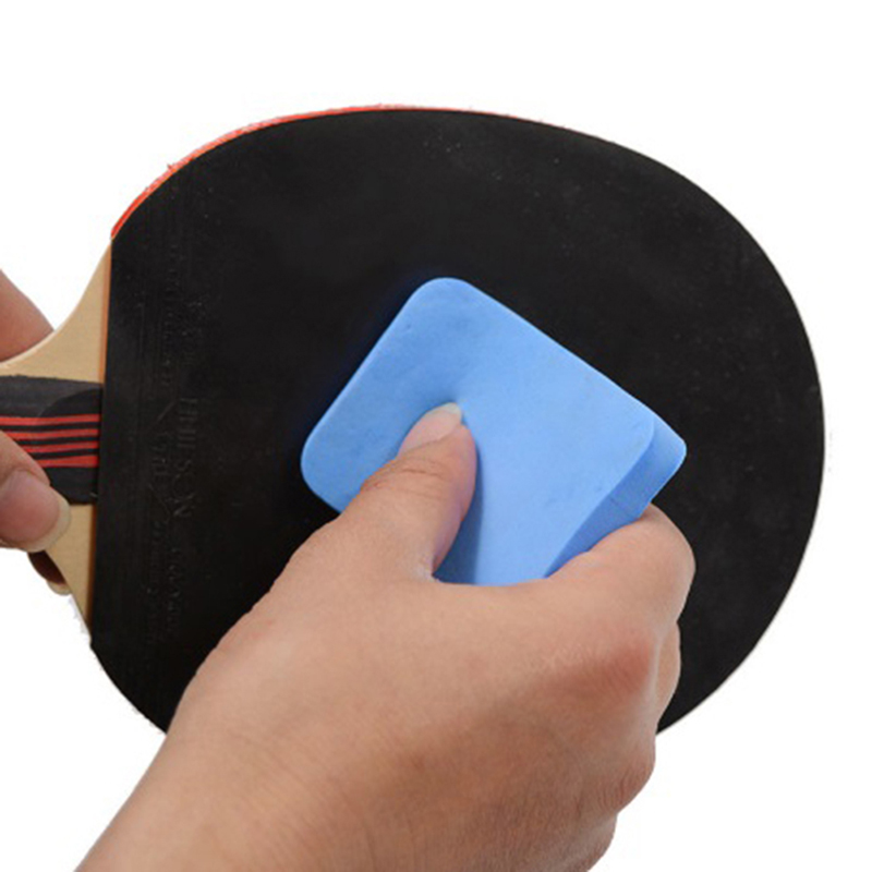 Professional Rubber Cleaning Sponge Table Tennis Rubber Cleaner Table Tennis Racket Rubber Cleaner Table Tennis Care
