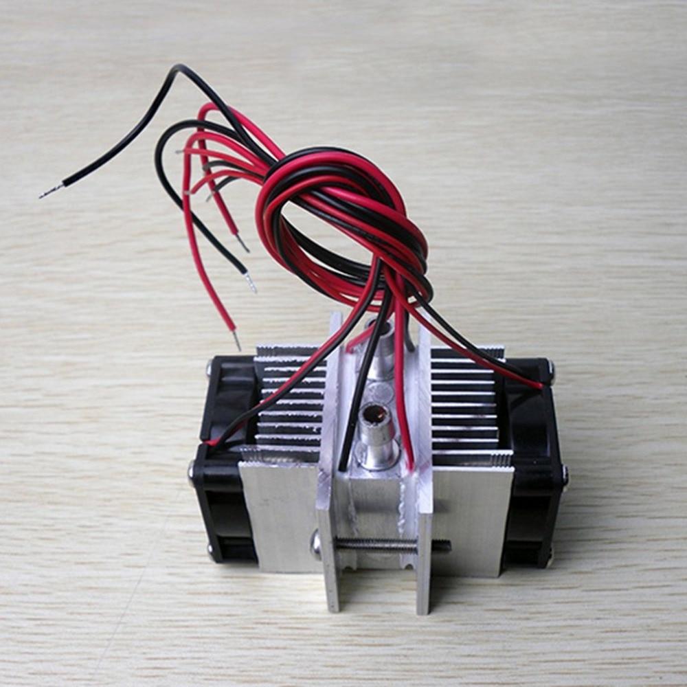 Diy Thermoelectric Sets Peltier Cooling Water Cooling Systems + Fan + 2 Pcs. Tec1-12706 Coolers Thermoelectric Peltier Cooler