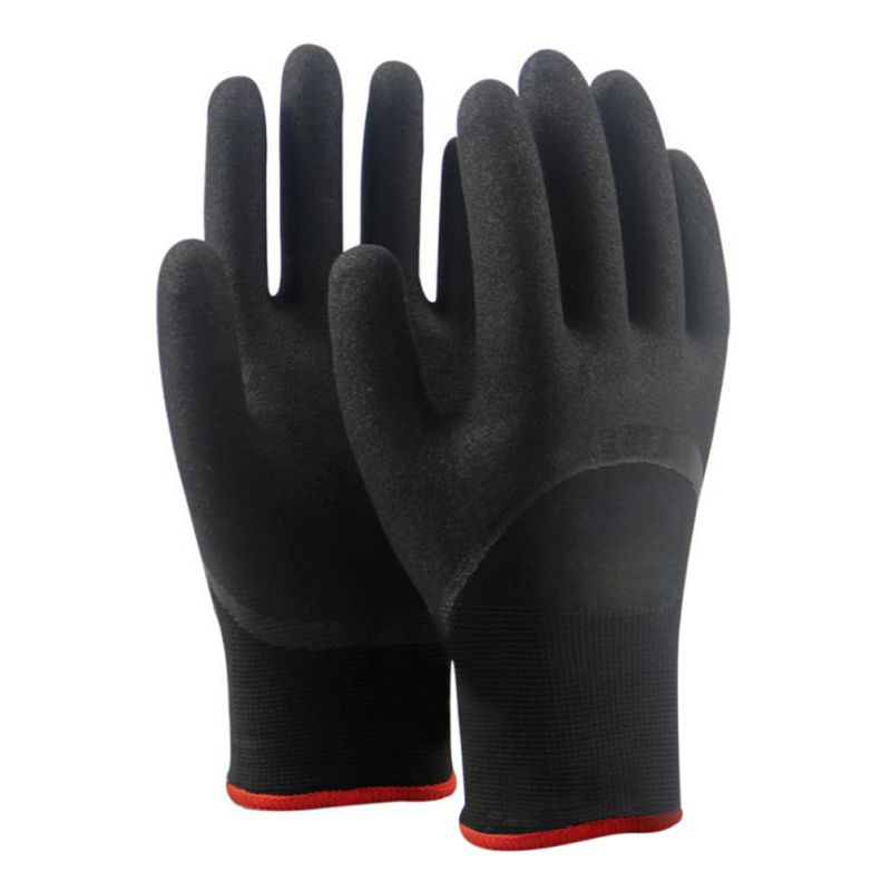Practical Safety Working Gloves Multifunction Cold-proof Waterproof Winter Thermal Gloves Non-slip Warm Low-temperature Gloves