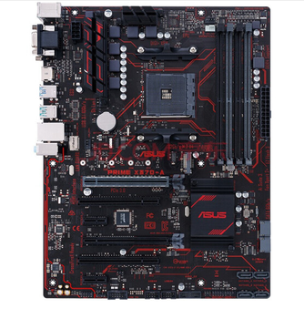ASUS PRIME X370-A AM4 desktop computer game ATX used motherboard
