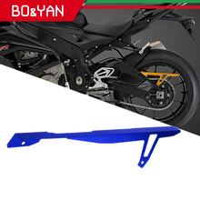 Bmw S1000RR S1000R HP4 s 1000RR/1000R 2012 2013 2014 2015 2016 2017オートバイのチェーンカバートリムパネル保護カバー