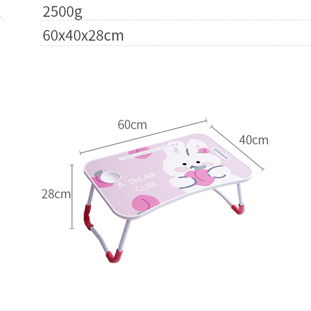 Business Office Furniture Laptop Desk Small Folding Computer Table