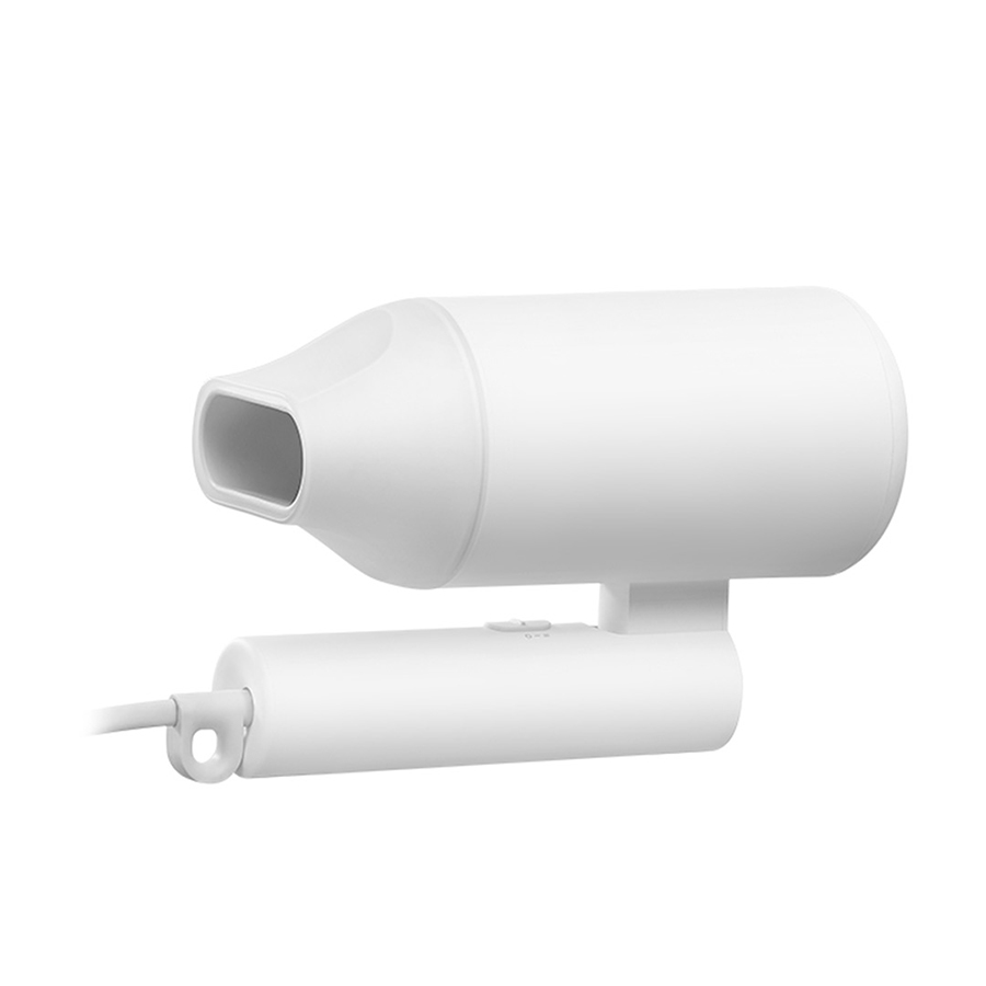 Image 5 - 2019 New XIAOMI MIJIA Portable Anion Hair Dryer Professinal Quick Dry 1600W Travel Foldable Hairdryer Nanoe Water ion Hair CareHair Dryers   -