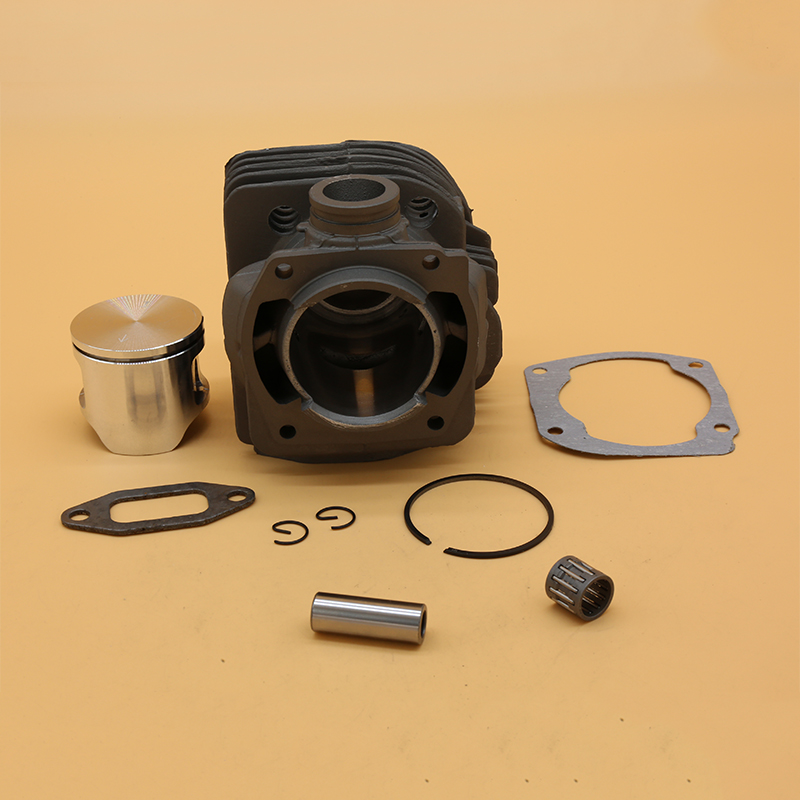 Round 48mm For Fit CS2165 Piston Jonsered Parts Spare Gasket 365 503691072 Special Husqvarna Chainsaw Cylinder 2065 503691073