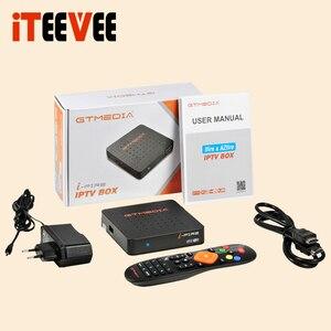 Image 3 - GTMedia decodificador de señal Digital Ifire, nuevo estilo, I P TV, FULL HD, 2019 P (H.265), módulo WIFI integrado, TV Box, 1080