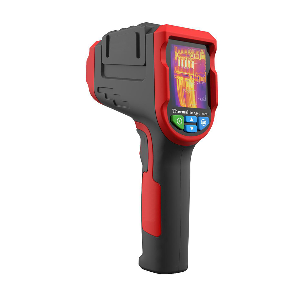 Workplace With Cable Handheld Home Infrared Thermal Imager Labor Protection Temperature Camera IR Devices Digital Kids Adults