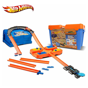 Hot Wheels Cars 3 Track Set Multifunctional Car Carros Brinquedos Diecast Hotwheels Kids Toys For Children Birthday Gift oyunca hotwheels roundabout track toy kids cars toys plastic metal mini hotwheels cars machines for kids educational car toy