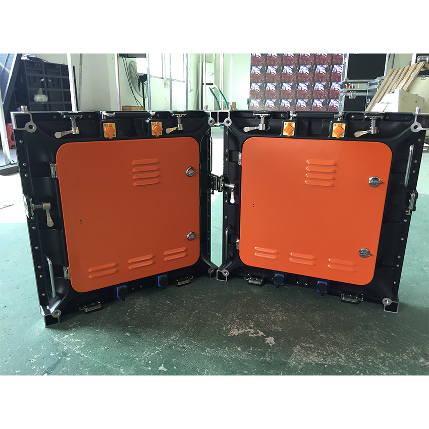 Full Color P8 Outdoor Led Display Hot Selling Screen SMD3535 Die Casting Aluminum Cabinet Led Display Big Advertising Billboard