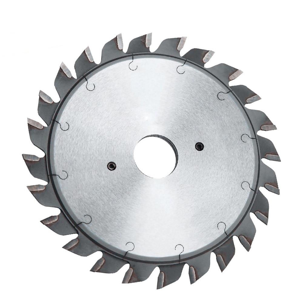 LIVITER Split Scoring Saw Blades  120 Dia 20 Bore 2.8 - 3.6 2.2 Kerf 2 X 12T
