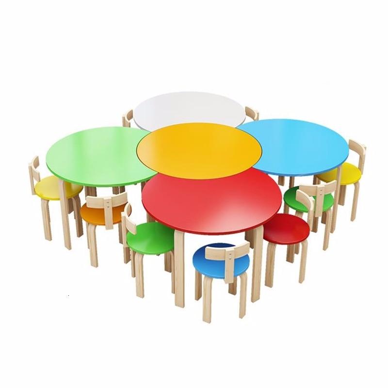 Mesa De Estudio And Chair Play Child Stolik Dla Dzieci Tavolino Bambini Kindergarten Bureau Enfant Study Table For Kids Desk