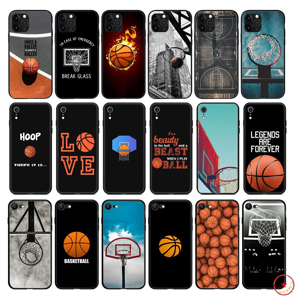 funda iphone se baloncesto