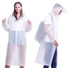 Płaszcz przeciwdeszczowy kobiety mężczyźni nieprzepuszczalny zagęszczony wodoodporny płaszcz przeciwdeszczowy turystyka Outdoor piesze wycieczki poncho przeciwdeszczowe płaszcz przeciwdeszczowy z kapturem płaszcz przec