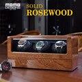 Роскошные натуральные часы из цельного дерева  моталки  подгонянные на батарейках  деревянные автоматические часы  моталки  одиночные