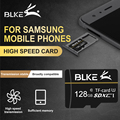 Карта памяти Blke TF, micro SD, 64 ГБ, 128 ГБ, для Samsung Galaxy S20, note 10, S10, note 9, a70s, a50s, w2019, m30s, S8, m30s, S9, note 8, C7C8