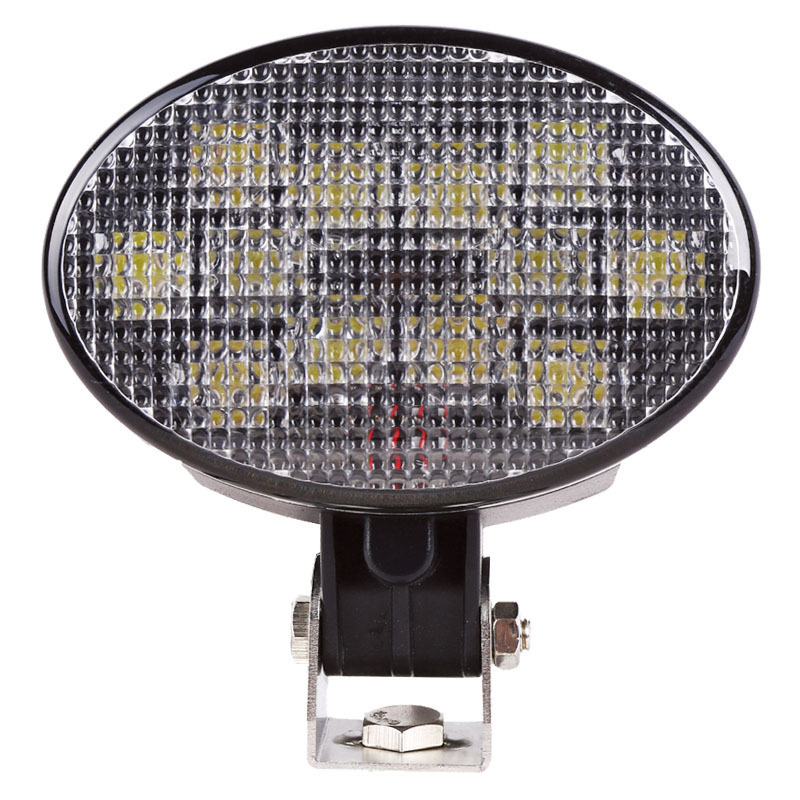 Oval 36 W LED Work Light Car Headlights Suvs Dome Light Engineering Lamp Lights