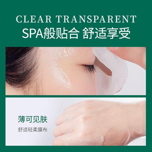 korean face mask Moisturizing Mask 25G Refreshing sheet mask Nourishing facial mask Oil-control Acne Treatment repair 2
