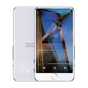 Image 3 - IQQ C88 3inch 16GB HIFI Music MP3 Player bluetooth 5.0 1080P HD Video Lossless Music MP3 Player Support FM E Book Walkman