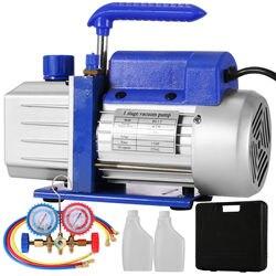 4CFM вакуумный насос коллектор система кондиционирования воздуха 1 этап 5 ПА 1440 об/мин