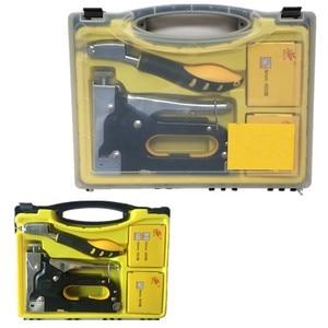 Image 2 - Per uso domestico heavy duty Manuale Del Chiodo Cucitrice Chiodo Staple Gun Tacker Tappezzeria A Mano In Legno Porta Inquadratura Finitura Mobili Cucitrice