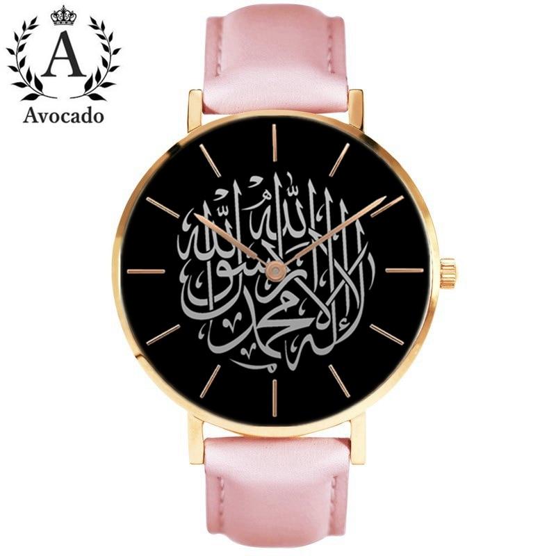 Simple Arabic Numerals Quartz Women's Wrist Watch Women Luxury Ladies Watches Relogio Feminino Avocado Brand New Casual