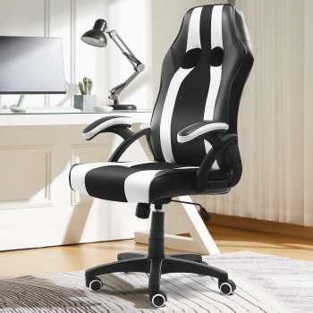 Gaming Office Chairs Executive Computer Chair Desk Chair Comfortable Seating Adjustable Swivel Racing Armchair Office Furniture 1