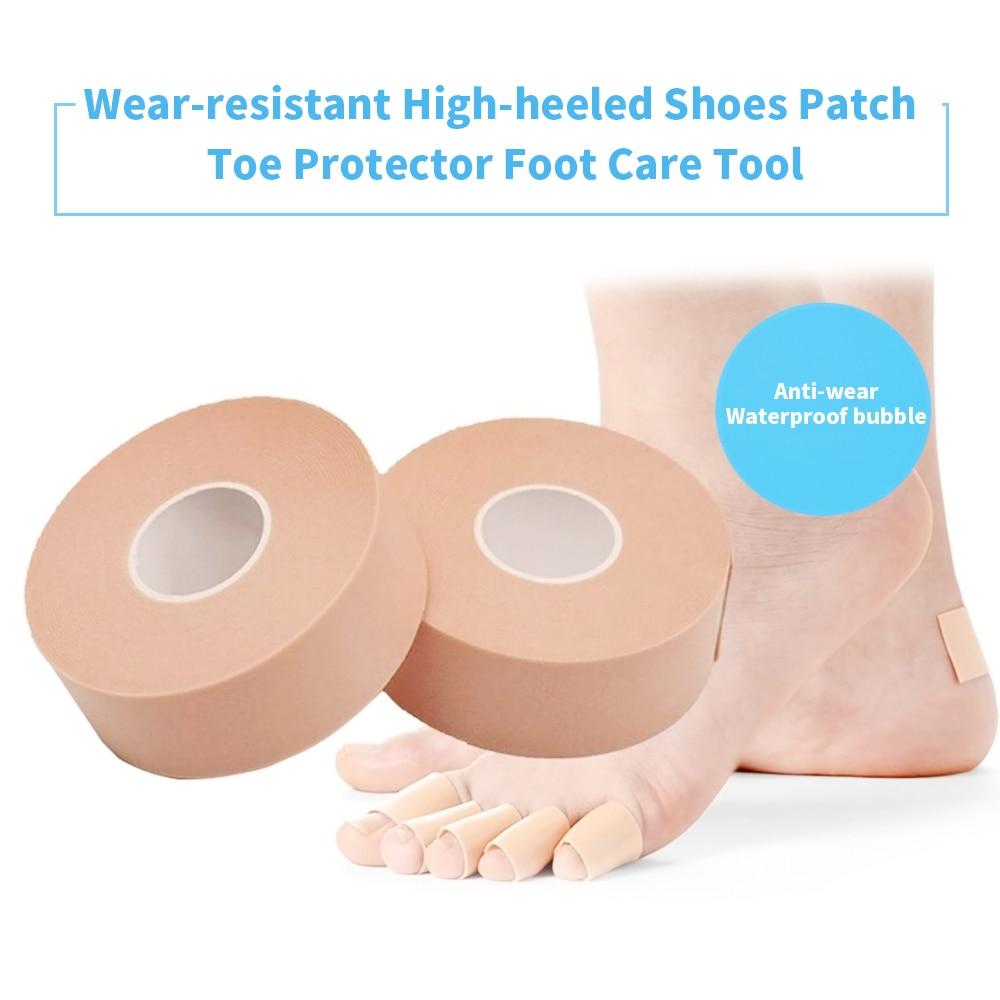 CLEARANCE SALE !! Foot Waterproof Heel Sticker Foam Tape Wear-resistant High-heeled Shoes Patch Toe Protector Foot Care Tool