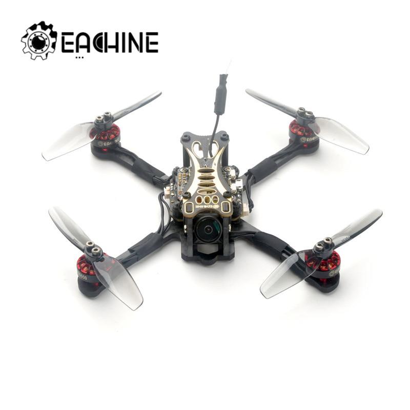Eachine Novice-III 135mm 2-3S 3 Inch FPV Racing Drone RTF & Fly More W/ 5.8G 40CH EV800 Goggles 2.4G ER8 Transmitter