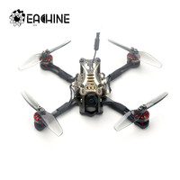 Eachine Novice III 135mm 2 3S 3 Inch FPV Racing Drone RTF & Fly more w/ 5.8G 40CH EV800 Goggles 2.4G ER8 Transmitter