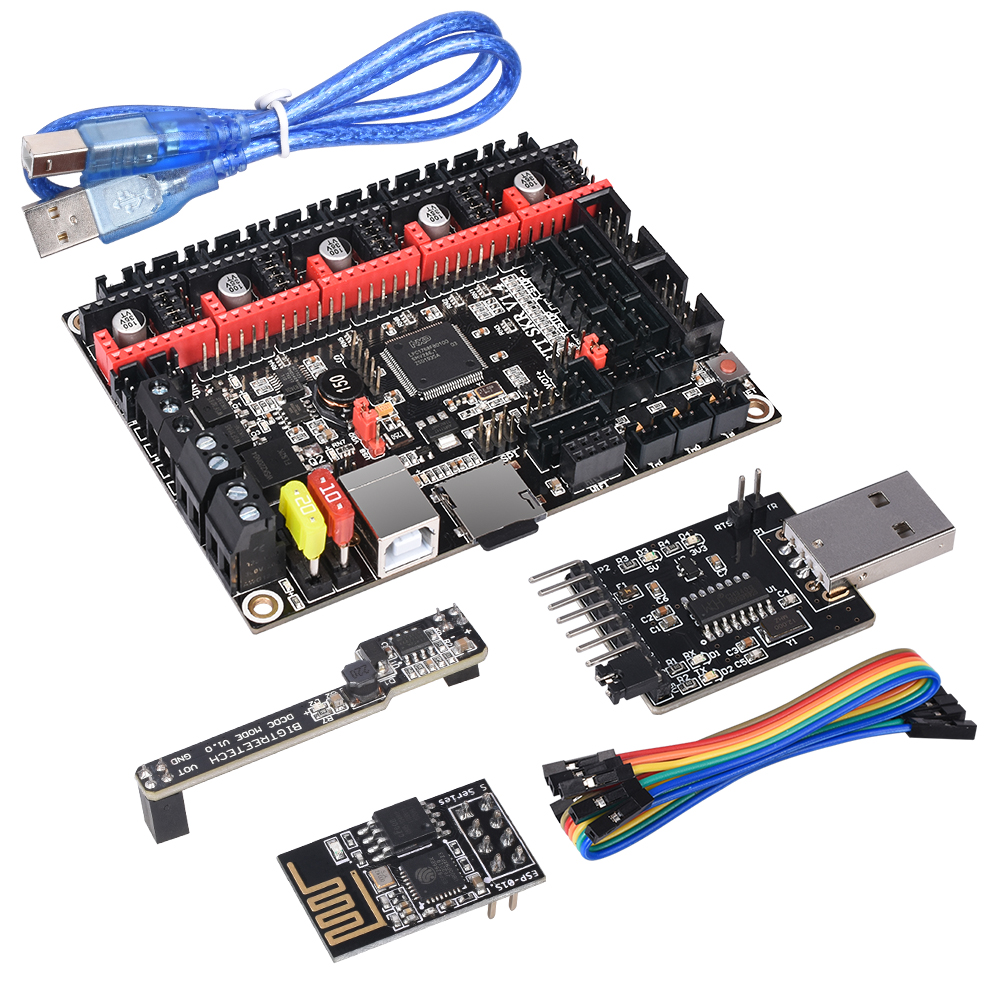 BIGTREETECH 32 Bit SKR Turbo Control Board as 3D Printer Parts