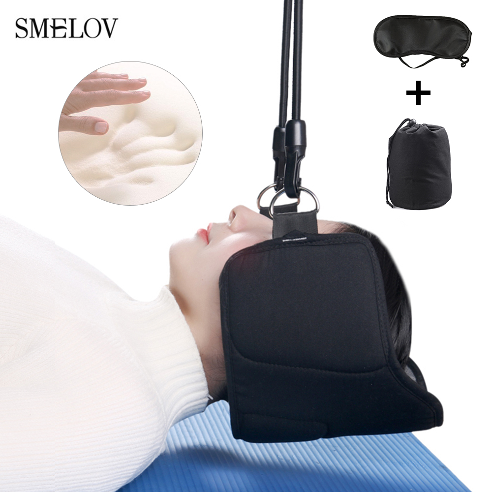 Smelov Cushion Hammock Sleeping-Pillow Neck Pain-Relief Portable Home Neck-Massager Foam-Napping