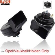 Car-Horn Astra Snail-Type Loud Insignia 12V for Opel/vauxhall Corsa Vectra Meriva Zafira