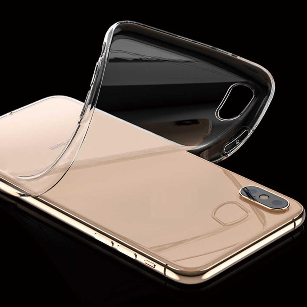 חתיכה אחת אייס סיליקון מקרי טלפון עבור iPhone 5 5S SE 6 6s 7 8 בתוספת X XS מקסימום XR חזרה כיסוי