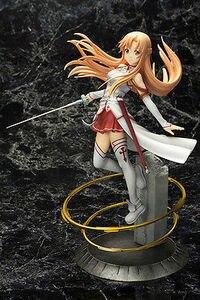 Image 3 - 21cm Japanese Anime KOTOBUKIYA ASUNA Aincrad 1/8 Painted PVC Action Figure SWORD ART ONLINE SAO Collectible Model Toys Gift